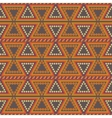 Colombian national pattern vector image