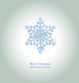 graphic christmas star for design vector image vector image