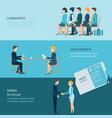 job search design3 vector image