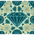 diamonds seamless 02 vector image