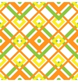Seamless geometric pattern with square vector image