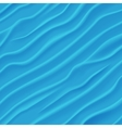 Abstract Design Background of Blue Waves vector image