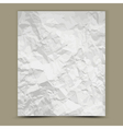 paper sheet vector image