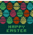 Easter Jumper vector image vector image