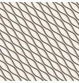 Seamless wavy background Repeating texture vector image vector image