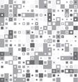 Abstract gray seamless texture vector image
