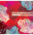 Abstract Smoky Flow Background vector image