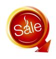 Sale icon vector image vector image
