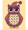 Application owl 2 vector image vector image