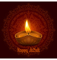 Diwali vector image vector image