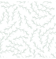 herb seamless pattern 02 vector image vector image