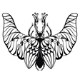 Tattoo Insect vector image vector image