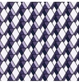 purple rhombs pattern Geometric abstract vector image
