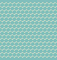 seamless geometric pattern on blue background vector image