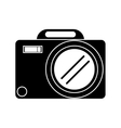 silhouette photo camera picture image vector image