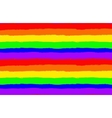 Gay Rainbow Pattern vector image