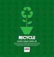 Green Concept EPS10 vector image