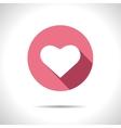 heart icon Eps10 vector image