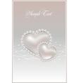 pastel pearls vector image vector image