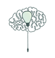 Usb idea vector image