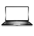 Laptop Computer vector image vector image