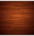 Dark Parquet Seamless Wooden Stripe Mosaic Tile vector image