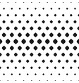geometric seamless pattern halftone effect vector image