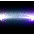 abstract flash background dark design vector image