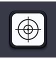 creative modern square icon Eps 10 vector image