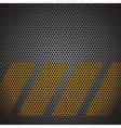 Industrial Metal Background vector image