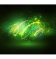 Abstract background with sparks vector image