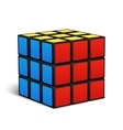 Cube toy puzzle vector image