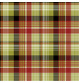 pixel plaid texture seamless pattern vector image