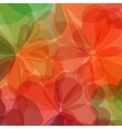 Multicolored Background Watercolor Painting vector image