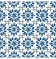 Ornamental pattern Turkish seamless background vector image