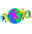People of the World vector image vector image