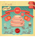 Candy Sweet Shop vector image vector image