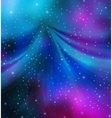 Abstract Galaxy vector image