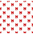 n letter isolated on white background vector image