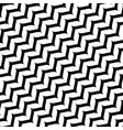 seamless pattern diagonal zigzag herringbone vector image