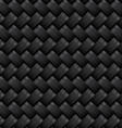 carbon fiber seamless pattern vector image