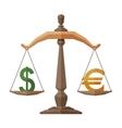 money logo design template banking vector image
