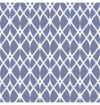vintage seamless pattern thin wavy elegant lines vector image