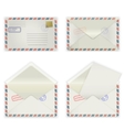 wide envelope vector image