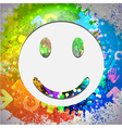 icon Colorful abstract background Eps10 vector image vector image
