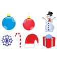 Christmas clip-art vector image
