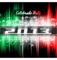 2012 header vector image vector image