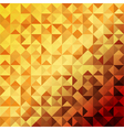 Colorful Mosaic Background Wallpaper vector image
