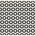 floral geometric seamless pattern simple vector image