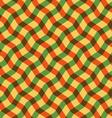 Christmas geometric pattern vector image vector image